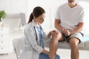 Médico ortopedista
